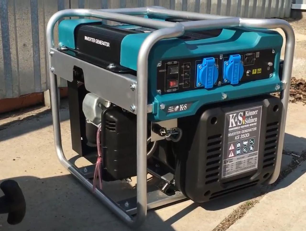Инверторный генератор Könner&Söhnen KS 2300i (000001093)