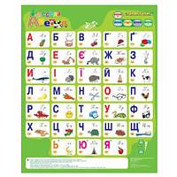 Говорящая азбука Знаток Весела абетка (украинский язык) gREW-K008