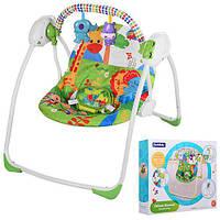 Детская кресло-качеля Metr+ 88917