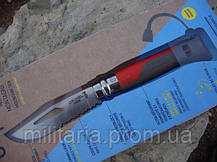 Нож Opinel (опинель) N°8 Outdoor Earth-Red (001714), фото 2