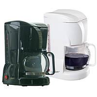 Кофеварка электрическая капельная Maestro(800 Вт.10-12 чашек,не допускающая пригорания пластина нагревания)