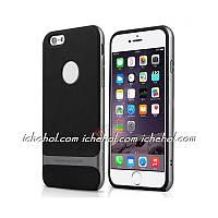 Чехол Rock royce series  для Apple iPhone 7 Plus Черный
