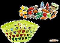 Великий кошик з продуктами (27 аксес.) (102474)