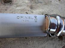 Нож Opinel (опинель) Inox №9 VRI бук (001083), фото 2