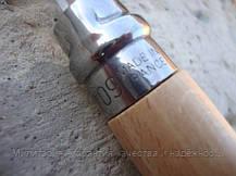 Нож Opinel (опинель) Inox №9 VRI бук (001083), фото 3
