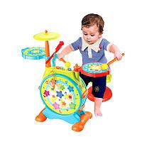 Музыкальная игрушка Huile Toys Джазовый Барабан 666