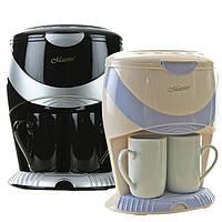 Кофеварка электрическая Maestro(600 Вт.,Приготовление двух чашек одновременно)