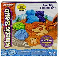 Песок для творчества Wacky-Tivities Kinetic Sand Dino g71415Dn