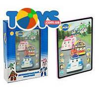 Робокар Поли - планшет с героями, JD-5883P2