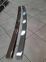 Сабля, накладка на Бампер передний 2107 ВАЗ хром Турция КАЧЕСТВО!