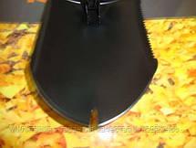 Сапёрная складная лопата с чехлом Mil-Tec чёрная  (15522100), фото 3