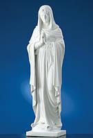 Статуя из мраморополимера Богородица №16