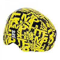 Защитный шлем Tempish Crack C размер M желтый, фото 1