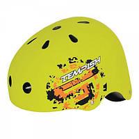 Защитный шлем Tempish Skillet Z зеленый, размер L, M, S, XS