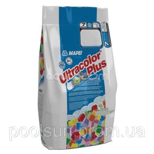 Цементная затирка Mapei Ultracolor Plus 112 (2 кг) серый - Интернет Магазин PoolSun в Днепре