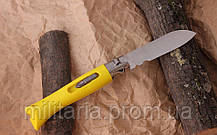 Нож Opinel (опинель) DIY №9 Inox Yellow (001804 ), фото 3