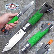 Складной нож Opinel (опинель) №12 Inox Explore Green (001899), фото 3