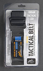 Ремень тактический Helikon UTL Urban Tactical Black (PS-UTL-NL-01), фото 2