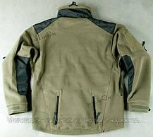 Флисовая кофта Helikon-Tex LIBERTY Olive/black  (BL-LIB-HF- 16), фото 3