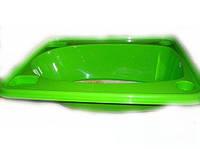 Детская ванночка Tega TG-028 прямоугольная (670*780*230) со сливом