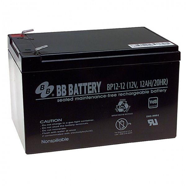 Аккумулятор BB BP 12-12