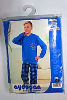 Пижама для мальчика. Размер: 7 лет (122 ), 10 лет (140), 11 лет (146), 12 лет (152).