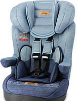 Автокресло детское 1-2-3 (9-36 кг) Nania MYLA Denim Blue 856084