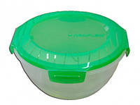 Судочек для хранения продуктов Hilton FS-R08 Green