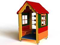 Детский домик ДЭ 008