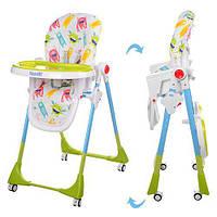 Детский стульчик для кормления Bambi M 3553-12