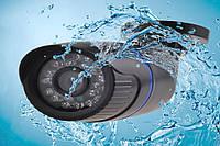 Проводная уличная ip-камера, 960 HD,  фокус 3,6 мм