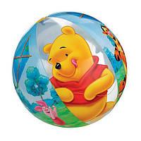 Надувной мяч Intex «Винни Пух» 58056