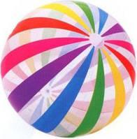 """Надувной мяч Intex """"Цветные Полоски"""" 59065"""