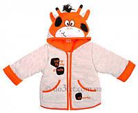 Куртка для ребенка Garden Baby 105510-02/26 р.74 бежевый
