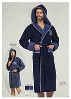 Банный халат мужской Nusa 7160