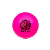 Мяч гимнастический красный, розовый TA SPORT