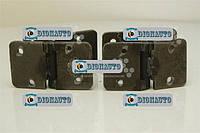 Петля двери 3302 зад (стальные) к-т 4шт (не комплект) (уценка  (2705-6306010/11-01)