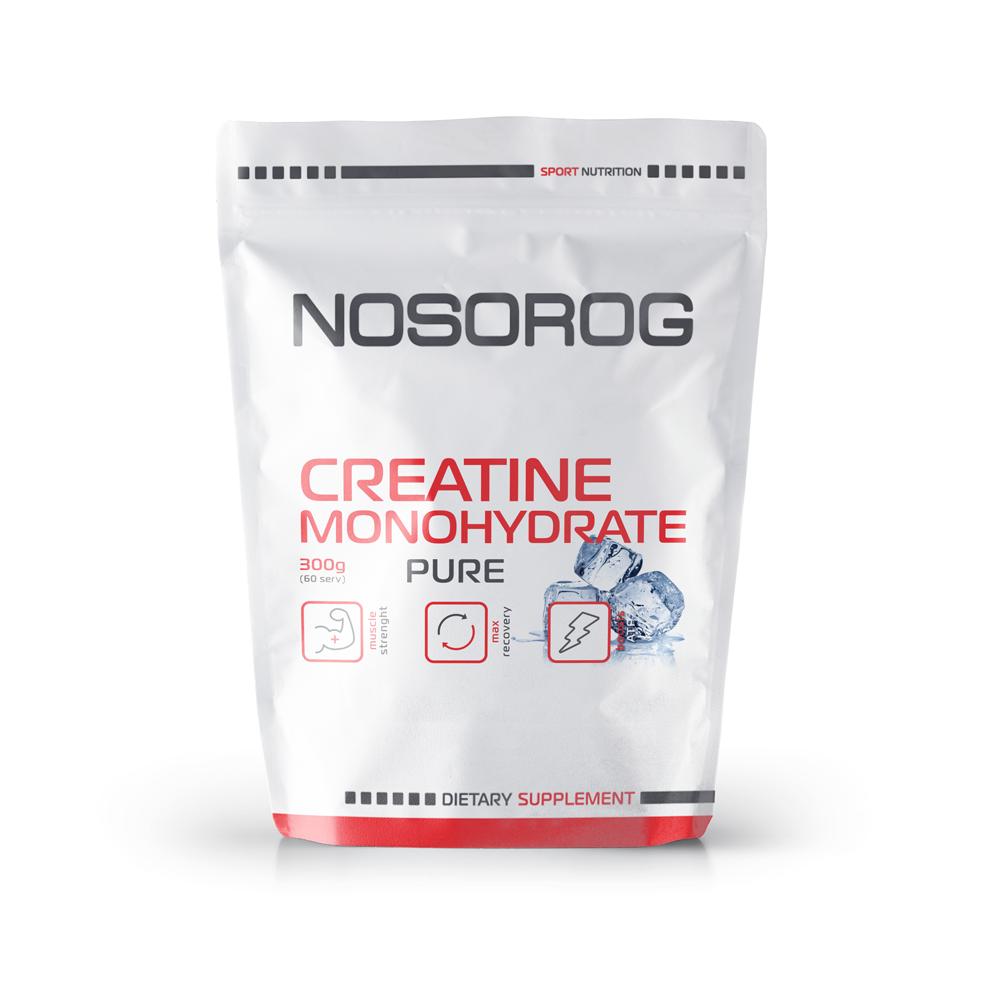 NOSOROG CREATINE MONOHYDRATE 600 г