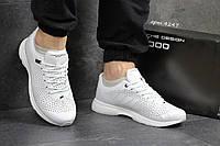 Мужские кожаные кроссовки Adidas Porsche Design P 5000,белые
