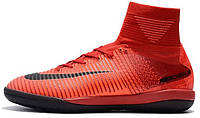Футзалки Nike Mercurial Superfly V IC Fire Pack (найк) красные
