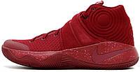 "Баскетбольные кроссовки Nike Kyrie 2 ""Red Velvet"" (Найк) красные"