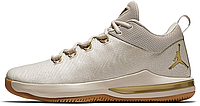 Баскетбольные кроссовки Jordan CP3.X AE Аир Джордан бежевые
