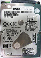 HDD 500GB 7200 SATA3 2.5 Hitachi HTS725050A7E630 неисправный CE1MR6LM, фото 1