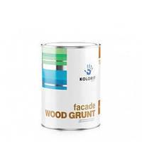 Грунтовочный антисептик для дерева Tikkurila KOLORIT Facade Wood Grunt