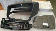 Корпуса зеркал с вкладышем на Mercedes S-Сlass W221 рестайлинг