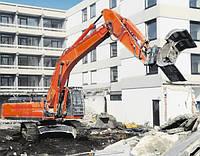 Демонтажбетонных и железобетонных строительных конструкций