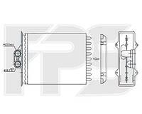 Радиатор печки FPS FP 52 N38 Opel vectra b