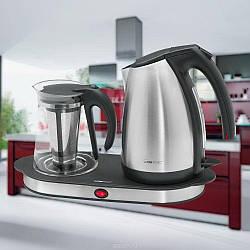 Чайно-кофейный набор CLATRONIC TKS 3504