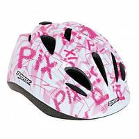 Детский защитный шлем Tempish PIX розовый, размер M, S
