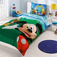 TAC Disney постельное бельё Mickey Mouse Club (Микки Маус клаб)